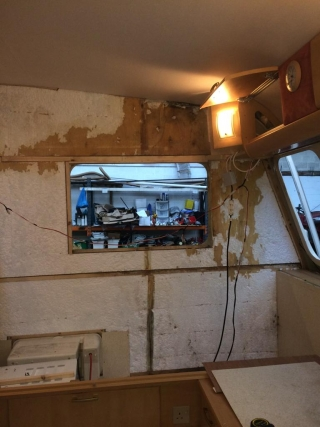 Damp repais & major issues with caravans